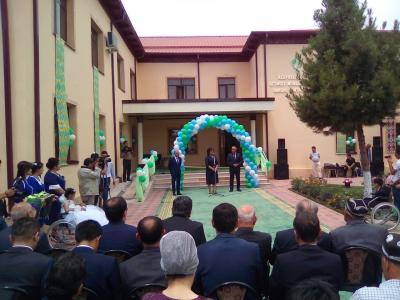 В Карши открылся еще один региональный филиал РЦСАД