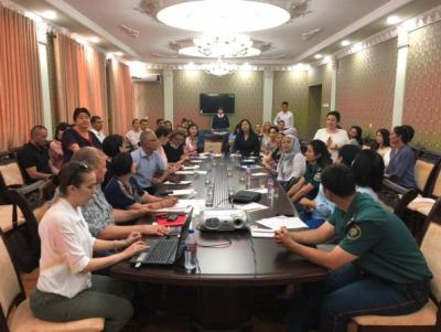 Международный семинар с участием Российских специалистов