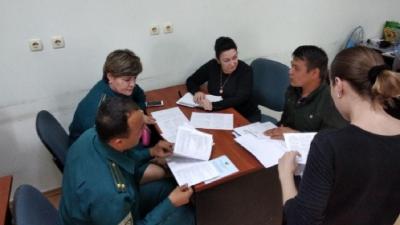 Мастер-класс для инспекторов профилактики ОВД