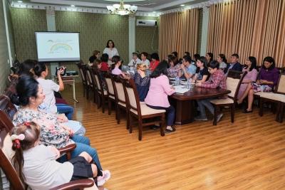 Фестивалга бағишланган пресс-конференция