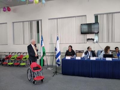 Международный мастер класс на тему «Инвалидность, гуманность и технологии детства»