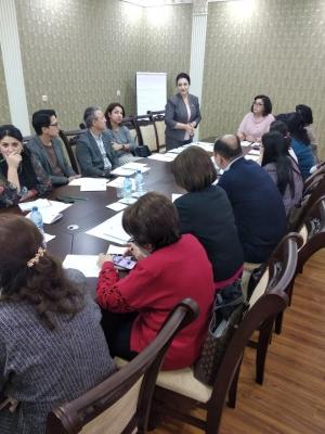 Первое заседание рабочей группы по реализации Программ на 2019-2023г.г.