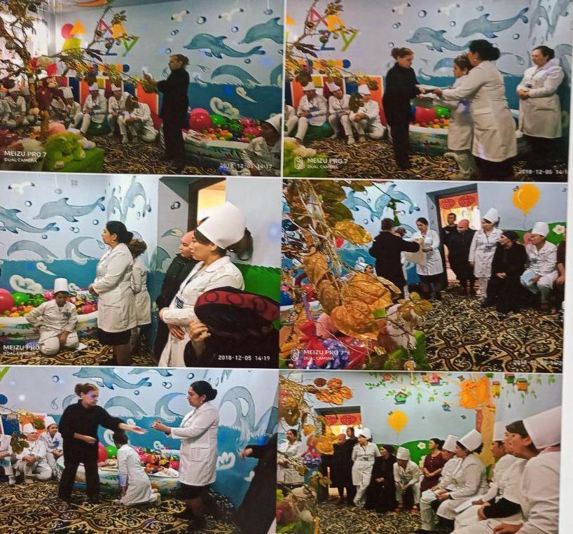 Педагогические открытия и профессиональный подход в освоении вопросов основ безопасности жизнедеятельности детей, проживающих  в «Мурувватах» городов Ферганы, Бухары и Ташкента